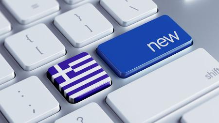 renewed: Greece High Resolution New Concept