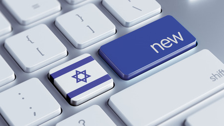 new generation: Israel High Resolution New Concept Stock Photo