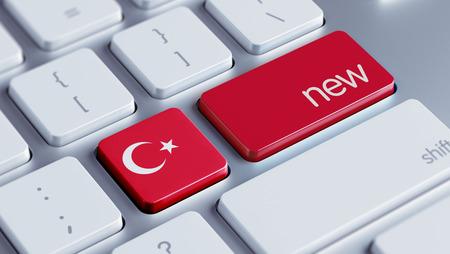 renewed: Turkey High Resolution New Concept