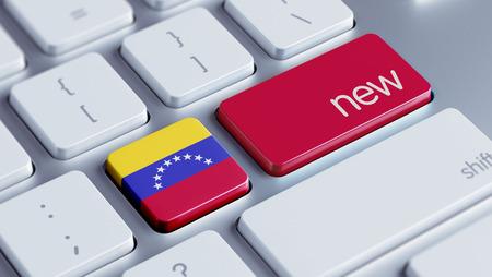 renewed: Venezuela High Resolution New Concept