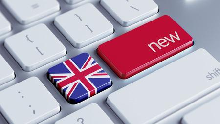 renewed: United Kingdom High Resolution New Concept