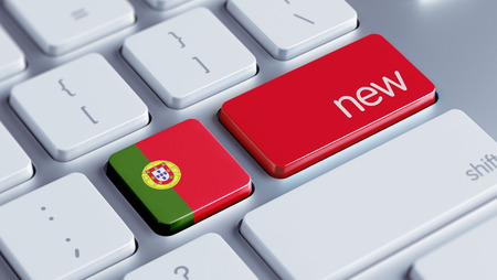 renewed: Portugal High Resolution New Concept Stock Photo