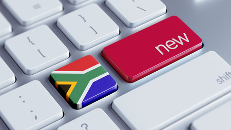 renewed: South Africa High Resolution New Concept Stock Photo