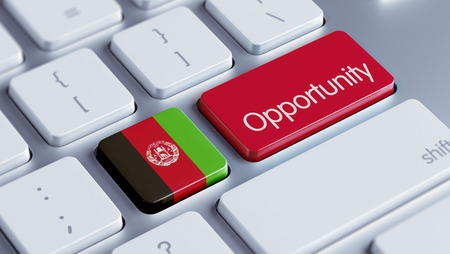 afghanistan': Afghanistan  High Resolution Opportunity Concept Stock Photo