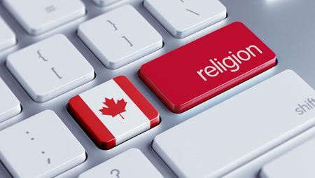 worshipper: Canada High Resolution Religion Concept