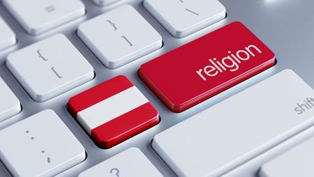 worshipper: Austria High Resolution Religion Concept