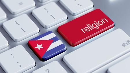 worshipper: Cuba High Resolution Religion Concept