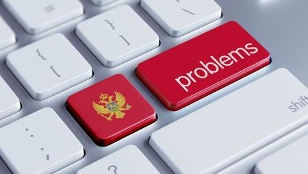 rectify: Montenegro Alta Risoluzione Problemi Concetto