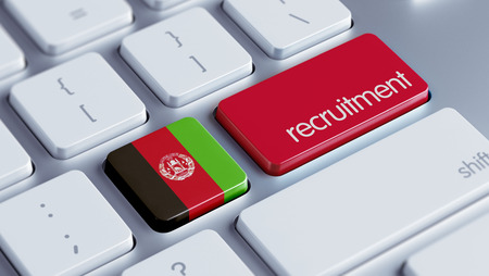contracting: Afghanistan  High Resolution Recruitment Concept