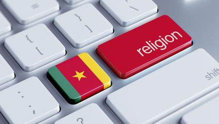 worshipper: Cameroon High Resolution Keyboard Concept