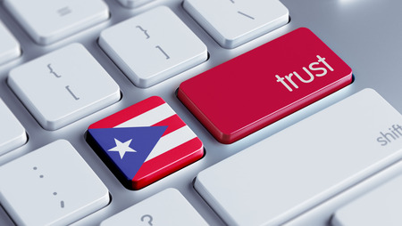Puerto Rico High Resolution Trust Concept photo