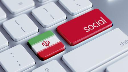 convivial: Iran High Resolution Social Concept