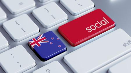 societal: New Zealand High Resolution Social Concept