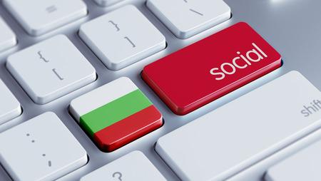 convivial: Bulgaria High Resolution Social Concept Stock Photo
