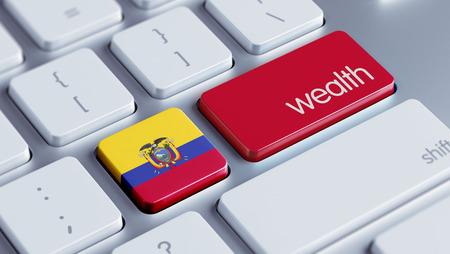 weal: Ecuador High Resolution Keyboard Concept