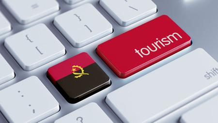 angola: Angola High Resolution Tourism Concept Stock Photo