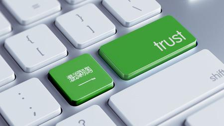 reliance: Saudi Arabia High Resolution Trust Concept