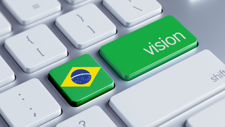 Brazil High Resolution Vision Concept Imagens
