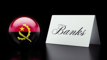 angola: Angola High Resolution Banks Concept