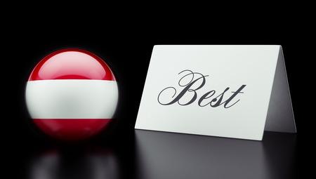 optimum: Austria High Resolution Best Concept