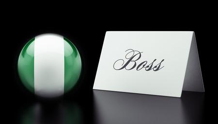 Nigeria  High Resolution Boss Concept