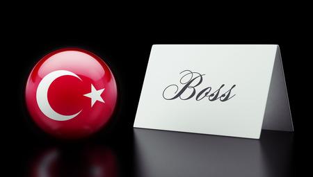 autocratic: Turkey High Resolution Boss Concept