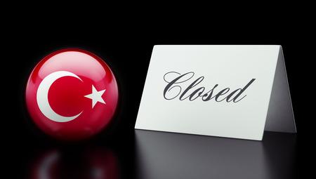 Turkey High Resolution Closed Concept Stock Photo - 28843233