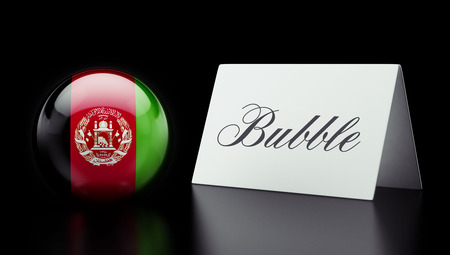 afghanistan': Afghanistan  High Resolution Bubble Concept