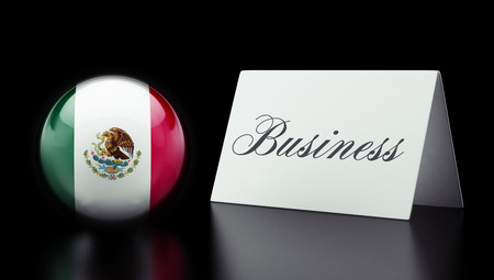 Mexico  High Resolution Business Concept photo