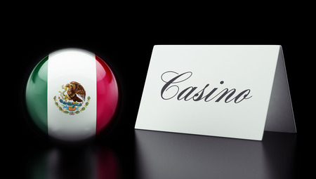 american roulette: Mexico  High Resolution Casino Concept