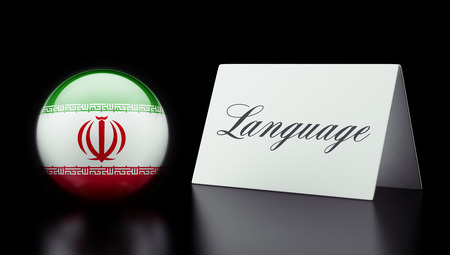 dialect: Iran High Resolution Language Concept
