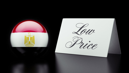 low price: Egitto Alta risoluzione Bassa Prezzo Concetto Archivio Fotografico