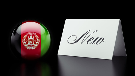 renewed: Afghanistan  High Resolution New Concept