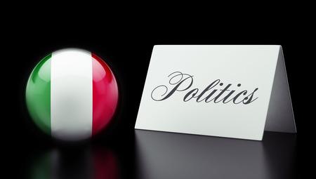 Italy High Resolution Politics Concept photo
