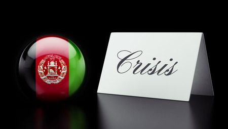 afghanistan': Afghanistan  High Resolution Crisis Concept Stock Photo