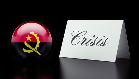 deficit: Angola High Resolution Crisis Concept