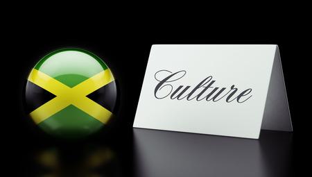 Jamaica High Resolution Culture Concept Stock Photo