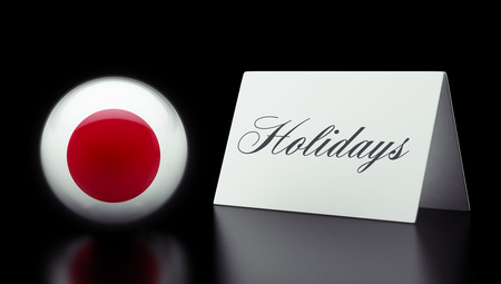 recess: Japan High Resolution Holidays Concept