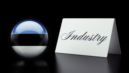 manufactory: Estonia High Resolution Industry Concept