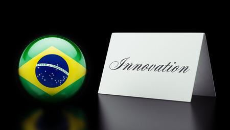 Brazil High Resolution Innovation Concept Imagens