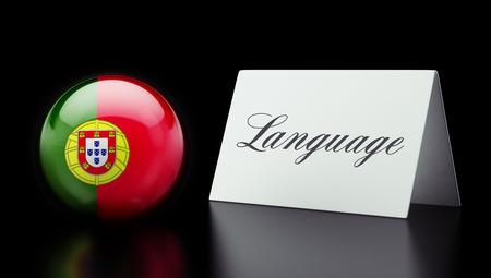 Portugal High Resolution Language Concept