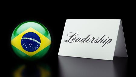 Brazil High Resolution Leadership Concept Imagens