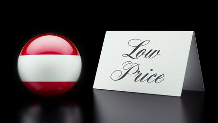 low price: Austria Alta risoluzione Bassa Prezzo Concetto
