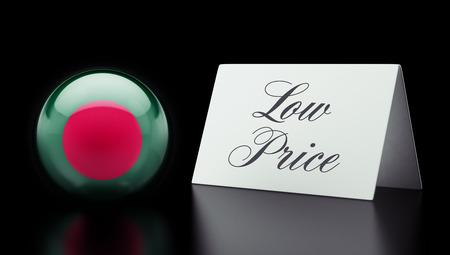 low price: Bangladesh Alta risoluzione Bassa Prezzo Concetto