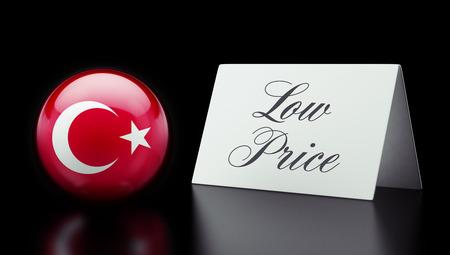 low price: Turchia Alta risoluzione Bassa Prezzo Concetto