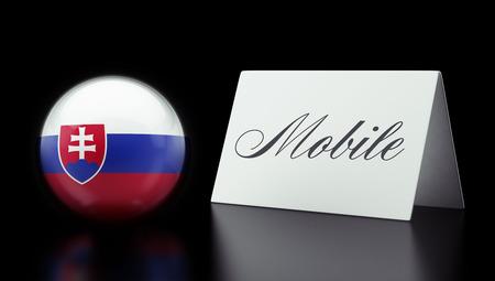 Slovakia High Resolution Mobile Concept photo