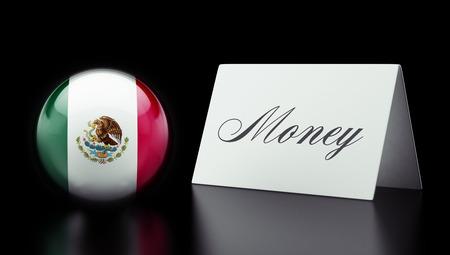 Mexico  High Resolution Money Concept photo
