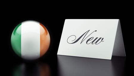 renewed: Ireland High Resolution New Concept