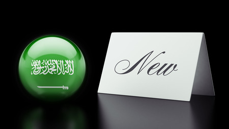 renewed: Saudi Arabia High Resolution New Concept