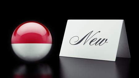 renewed: Indonesia High Resolution New Concept